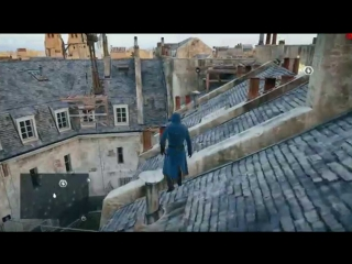 Assassin's Creed Unity - Тест FPS GT630 ПАТЧ 1.5.0