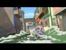 Pokemon Movie 5 - Opening (water race)