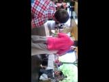 танец ленчи с папой