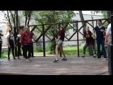 Battle Даша_TESLA TEAM by CRYSTAL? VS ?_Brain Damage dance crew