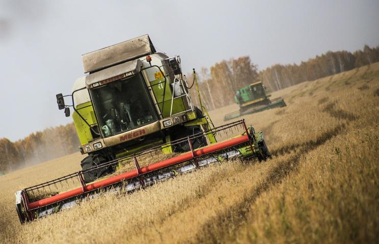 Ростовская область собрала 9,5 млн тонн зерна
