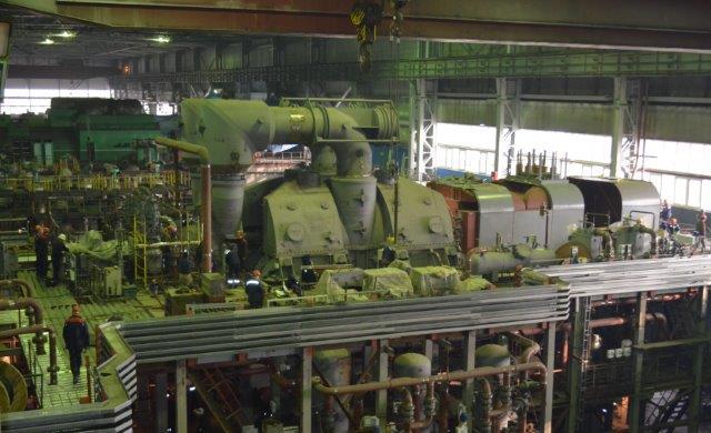 «Силовые машины» успешно провели гидравлические испытания парового котла второй очереди Благовещенской ТЭЦ