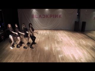 [vk] BLACKPINK - '붐바야(BOOMBAYAH)' DANCE PRACTICE VIDEO