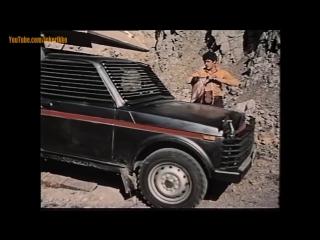 LADA 4х4 «НИВА» в мировом кинематографе 20-го века. Часть 1