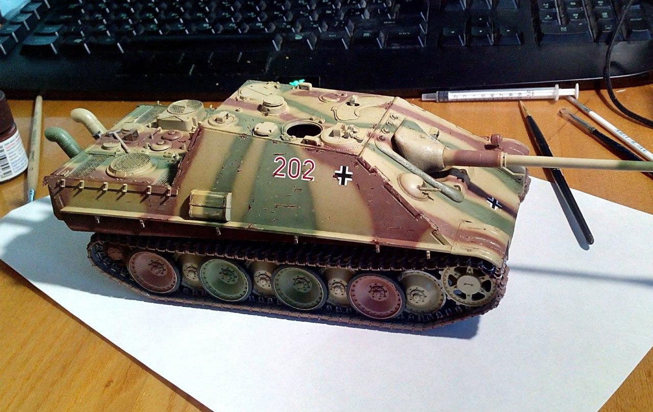 Jagdpanther (Late\поздний вариант) (Tamiya 35203 1/35) Kp0bdO6WEPM