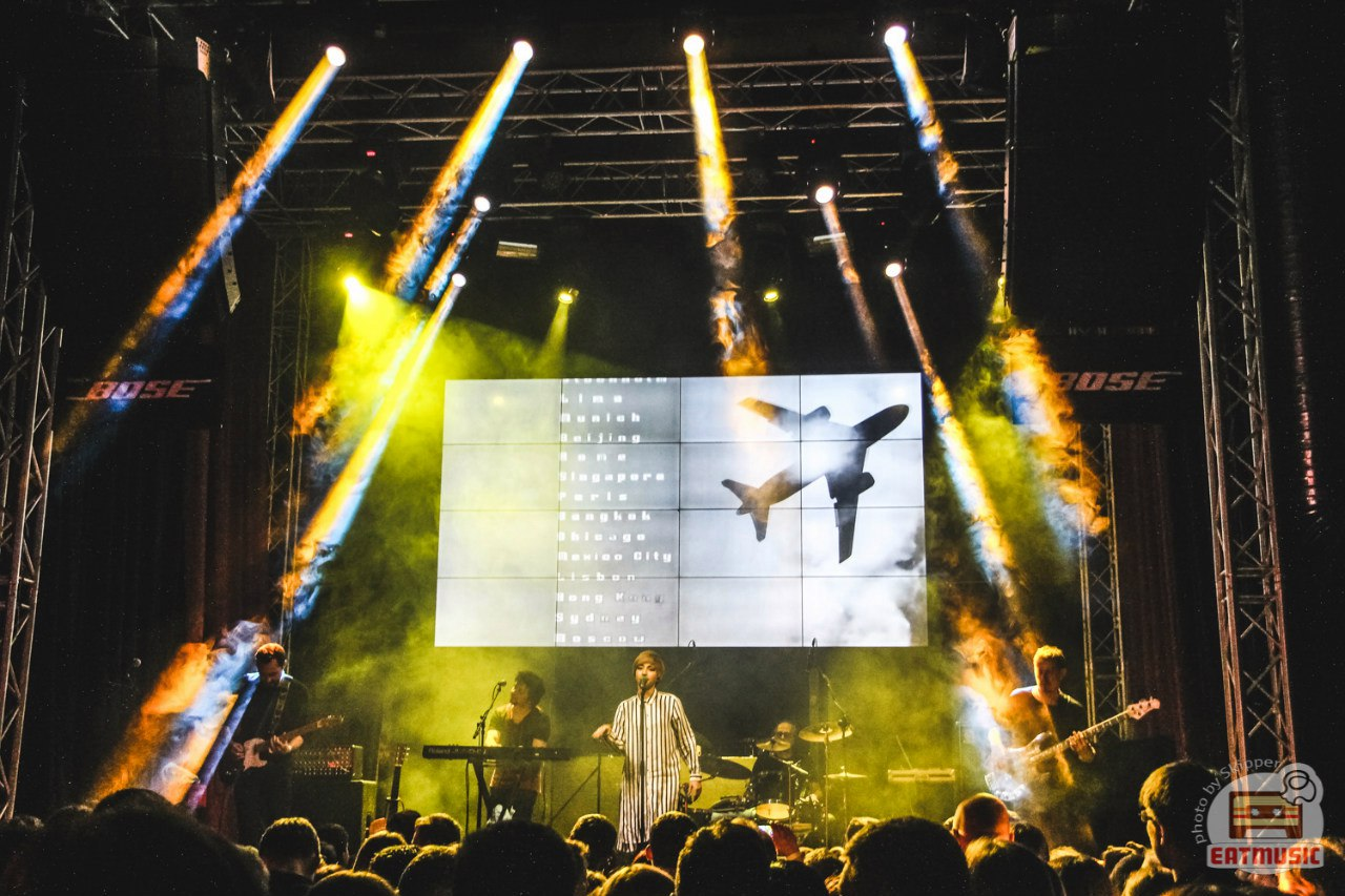 концерт Мураками 07 марта Москва