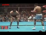 Мохаммед Али - Антонио Иноки: Боксер против борца, первый ММА в истории