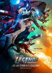 Легенды завтрашнего дня / DCs Legends of Tomorrow (Мультсериал 2016)