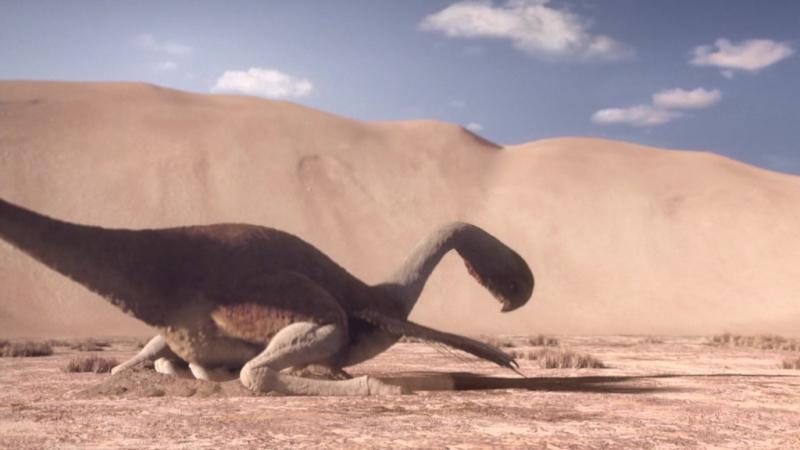 BBC. Планета динозавров. 6 серия. Мастера выживания.