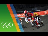 Māris Štrombergs defends BMX gold at London 2012 | Countdown to 2016