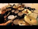 Breakdown Of Sanity - Story Of A Stranger Drum Cover Adam Björk
