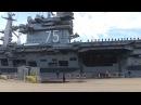 USS Harry S. Truman (CVN 75) deploys from Norfolk, Va.
