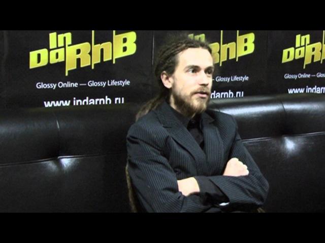 Беседа с Децл ака Le Truk на студии InDaRnB ч.1