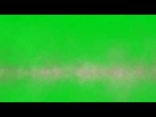 Névoa #1 - Fog #1 [Fundo Verde - Green Screen]