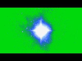 Explosões de Partículas #1 - Particles Explosions #1 [Fundo Verde - Green Screen]