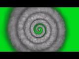 Circulos de Fumaça #1 - Smoke Circles #1 [Fundo Verde - Green Screen]