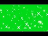 Partículas Brancas #2 - White Particles #2 [Fundo Verde - Green Screen]