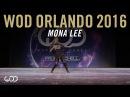 Mona Lee | Exhibition Upper Division | World of Dance Orlando 2016 | WODFL16
