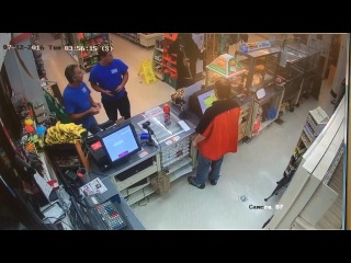 Armed Robbery Gone Wrong