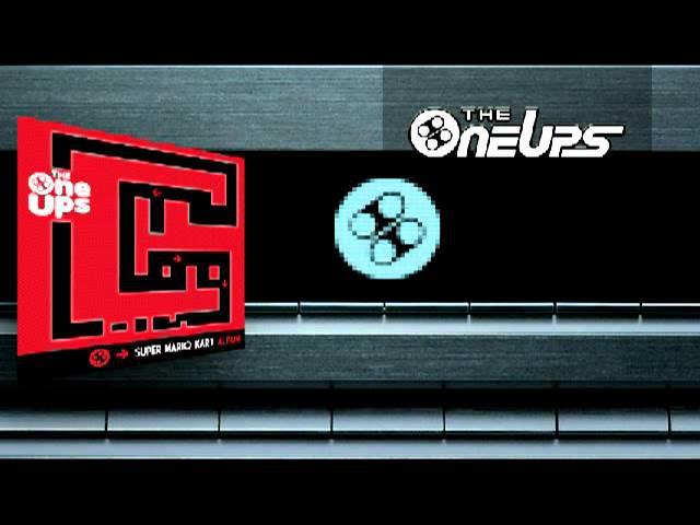 The OneUps - Super Mario Kart - Vanilla Lake