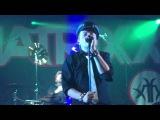 Хали Гали Кришна The Matrixx Глеб Самойлов и Андрей Котов live - Ray Just Arena 06.02.2016