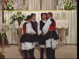 Tenores di Bitti Mialinu Pira - Grobbes de s'Annossata - Cattedrale di Vieste (Puglia)