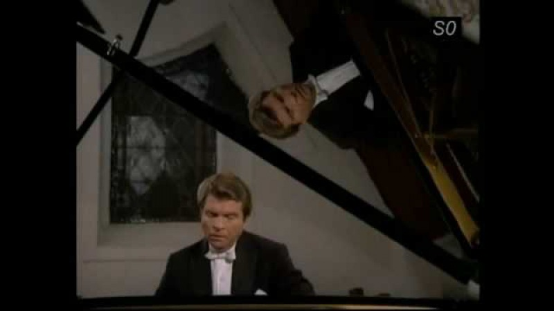 Emil Gilels - Mozart, Six Variations on Salve Tu Domine KV 398