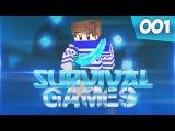 SurvivalGames #1 Ночная бабочка))))