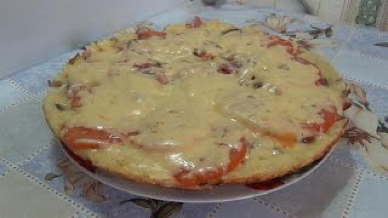 ПИЦЦА ПЯТИМИНУТКА Pizza in five minutes