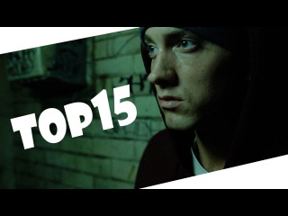 EMINEM Top 15 Most Viewed Songs Of All Time (VEVO) (September 2016)