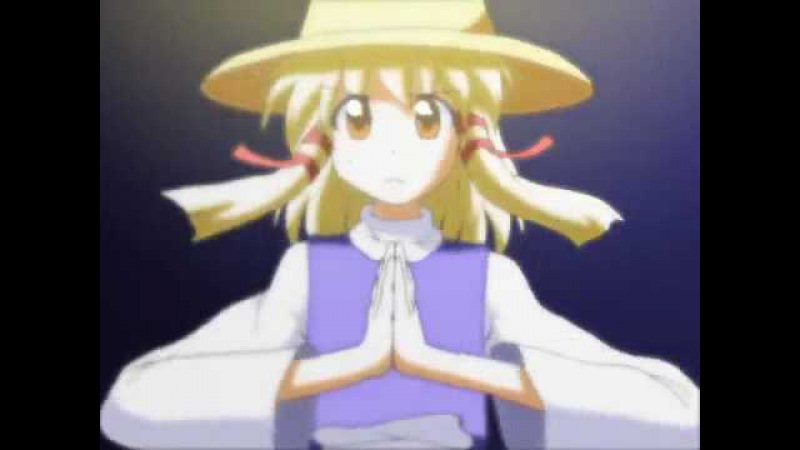[Touhou Animation PV]~Unidentified Morphing Spheres