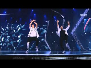 Лада седан баклажан танцы тнт