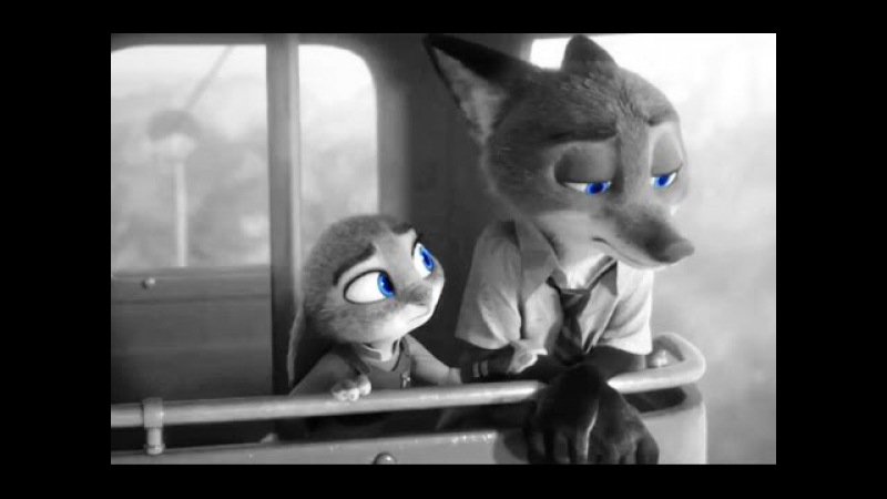 Zootopia-Nick Wilde x Judy Hopps-To Forever {AMV}