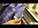 Обработка полотна I CORD дур шнур полый шнур Машинное вязание