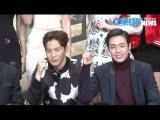 [Z현장영상] KBS2 Drama 무림학교 이현우-빅스 VIXX 홍빈-서예지-정유진, 주역들 화이팅&