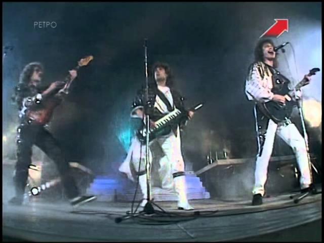 Синтез-группа Игоря Гранова Игра - Балтика (из передачи Музыкальный олимп , 1988) » Freewka.com - Смотреть онлайн в хорощем качестве