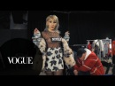 CL, Joey Bada$$ and a Posse of Models Show Off the Best Looks of NYFW Hello Bitches MV Vogue