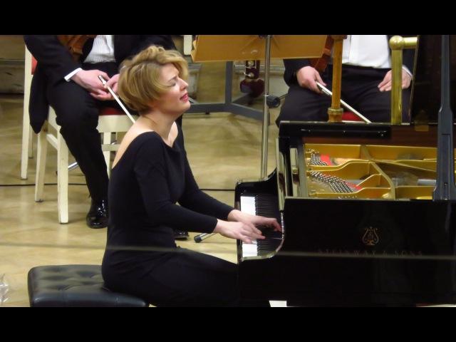 Sergey Prokofiev Piano Concerto 1 op.10 Polina Osetinskaya Vladimir Altshuller SPb Philharmonia