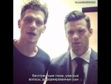 Joseph Morgan on Instagram[Rus Sub]