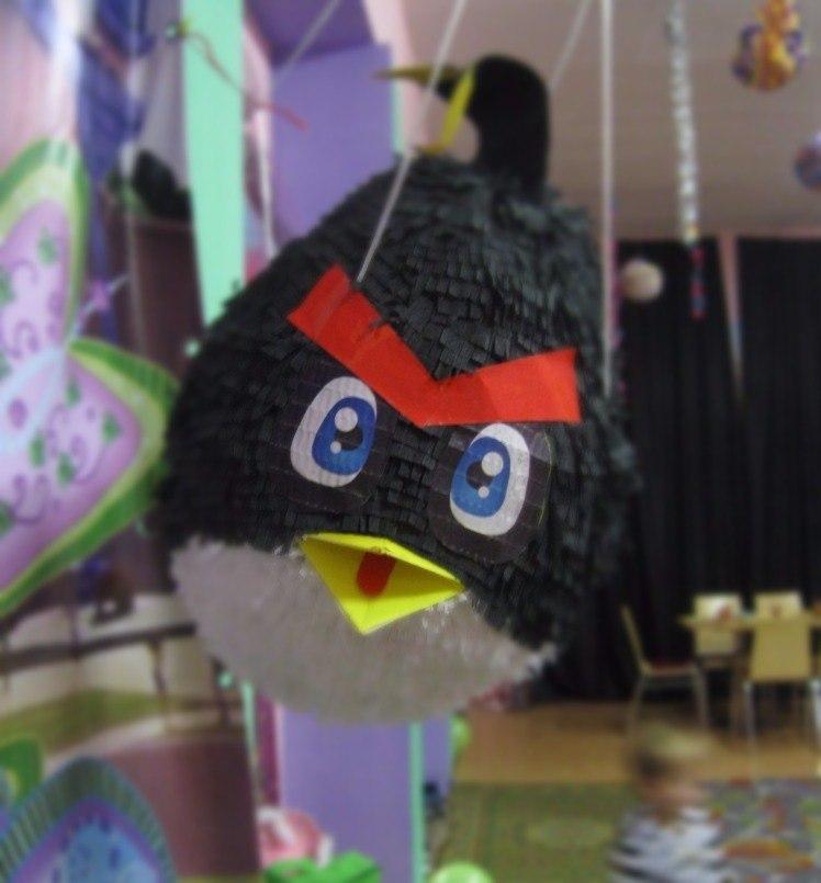 пиньята Angry Birds Запорожье