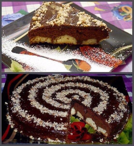 Картинки творожно шоколадный торт