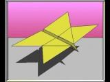 Galleon Paper Airplane