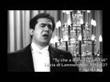 Giuseppe di Stefano Mezza Voce Head Voice Compilation