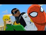 Великий Человек-Паук: Воины Паутины: Сезон 3 - Серия 2 (Невафильм - СТС)