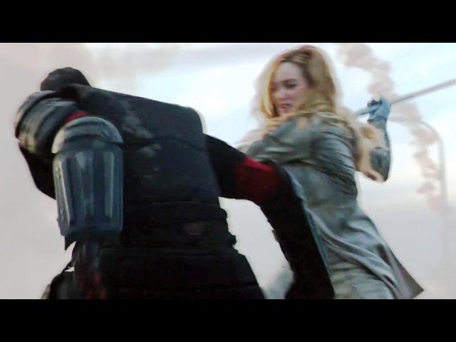 Легенды завтрашнего дня (2 сезон) - Русский Comic-Con Трейлер (2016)