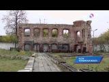 Малые города России Касли - литье в стиле готики и рококо