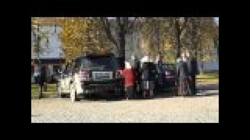 Машины служителей церкви. Батюшка на Лексусе WWW.ALT-GAZETA.RU
