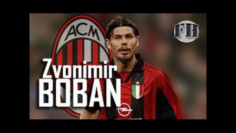 Zvonimir Boban ● All Goals ● AC Milan
