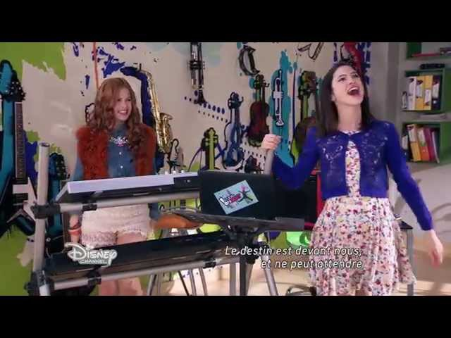 Violetta saison 3 - Encender nuestra luz (épisode 46) - Exclusivité Disney Channel » Freewka.com - Смотреть онлайн в хорощем качестве