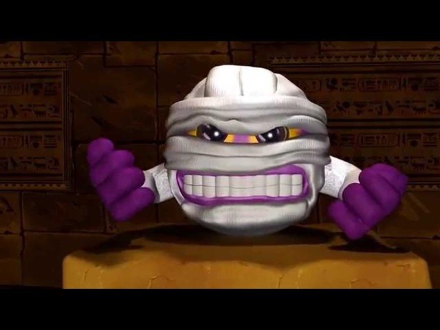 Bungee Mummy: Challenges - Gameplay | Trailer